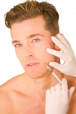 Les hommes aussi peuvent avoir recours à la médecine esthétique ! - source : freedigitalphotos